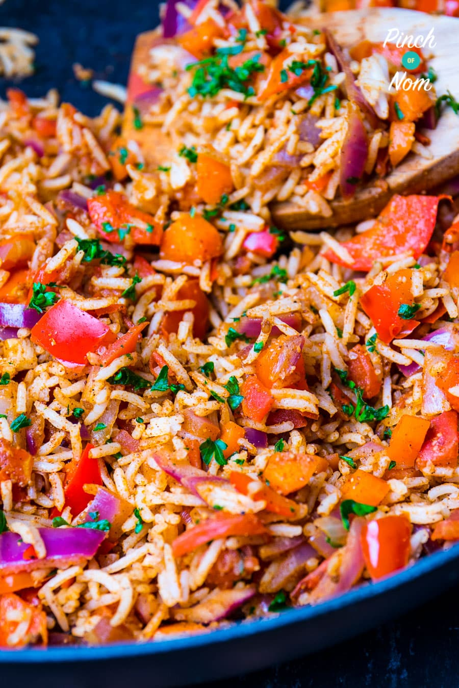 Syn Free Indian Fried Rice | Slimming World 6