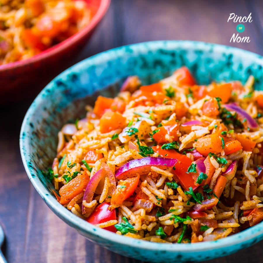 Indian Fried Rice-Featured
