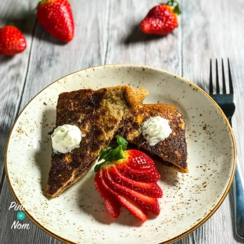 Low Syn Chocolate French Toast | Slimming World
