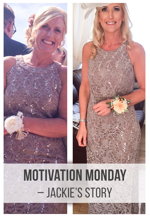 Motivation Monday – Jackie's Story-First Image