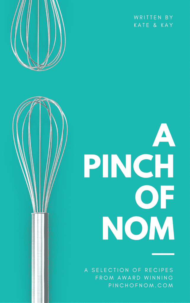 Pinch Of Nom cookbook 2018