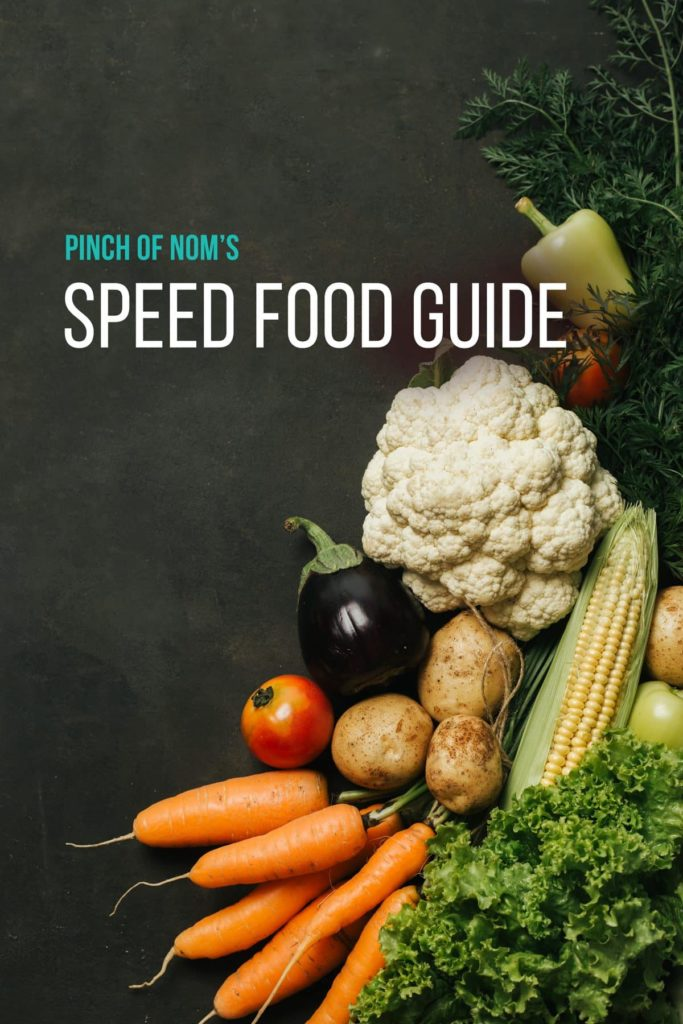 SP Vegetable Alternatives | Slimming World