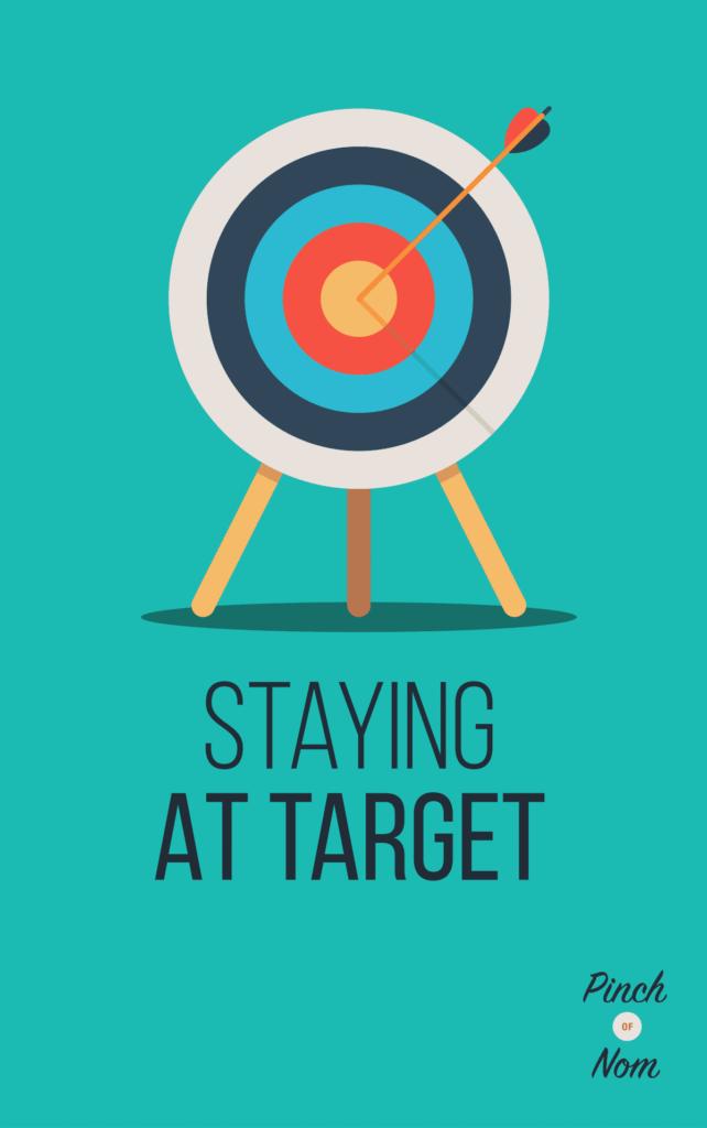 Staying at Target