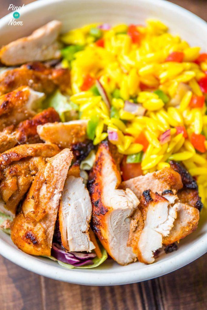 Chicken Kebab | Slimming & Weight Watchers Friendly