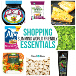 New Slimming World Shopping Essentials 23/2/18