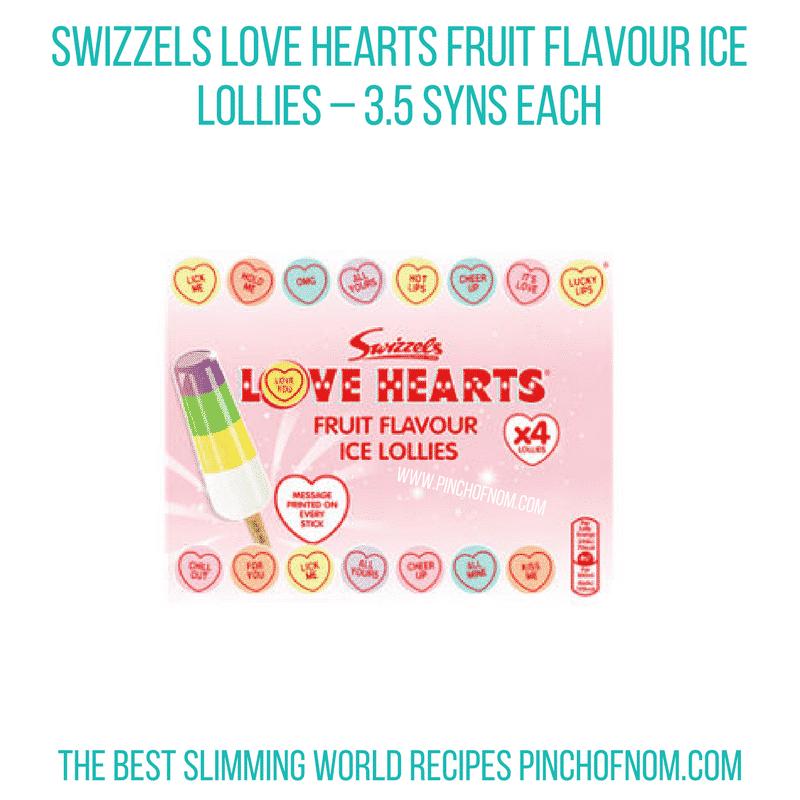 Swizzels lollies - Pinch of Nom Slimming World Shopping Essentials