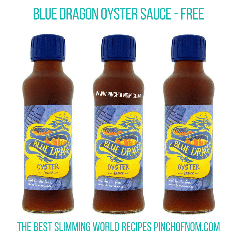 Blue Dragon Oyster - Pinch of Nom Slimming World Shopping Essentials