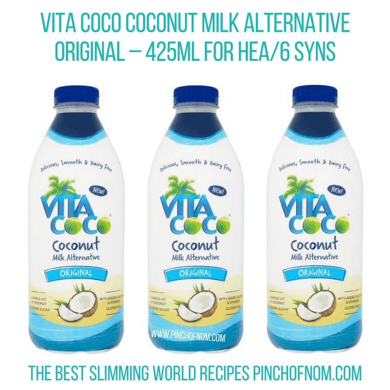 Vita Coco - Pinch of Nom Slimming World Shopping Essentials