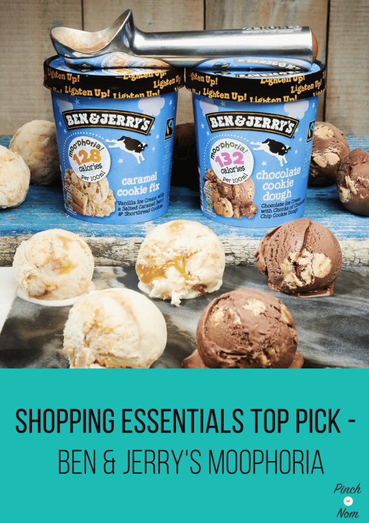Shopping Essentials Top Pick - Ben & Jerry's Moophoria