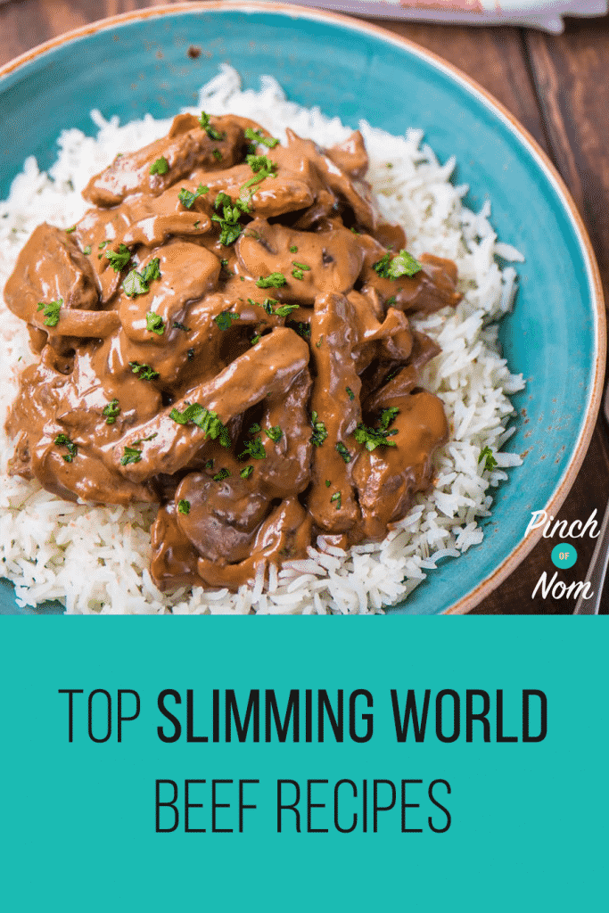 Top Slimming World Beef Recipes