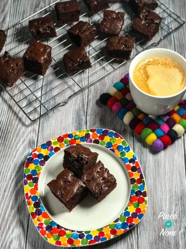 Low Syn Chocolate Brownies
