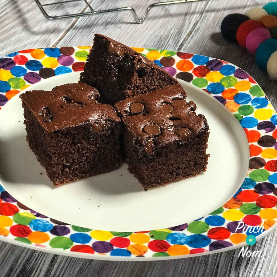 Chocolate Brownies | Slimming & Weight Watchers Friendly
