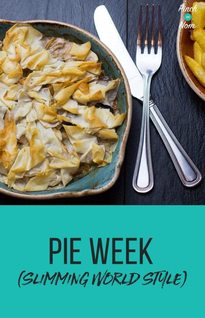 Pie Week 2018