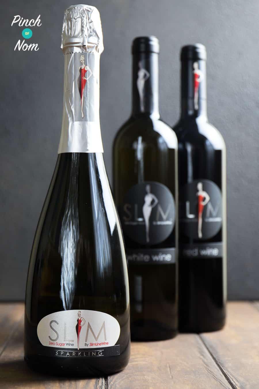 SlimLine Wine Range