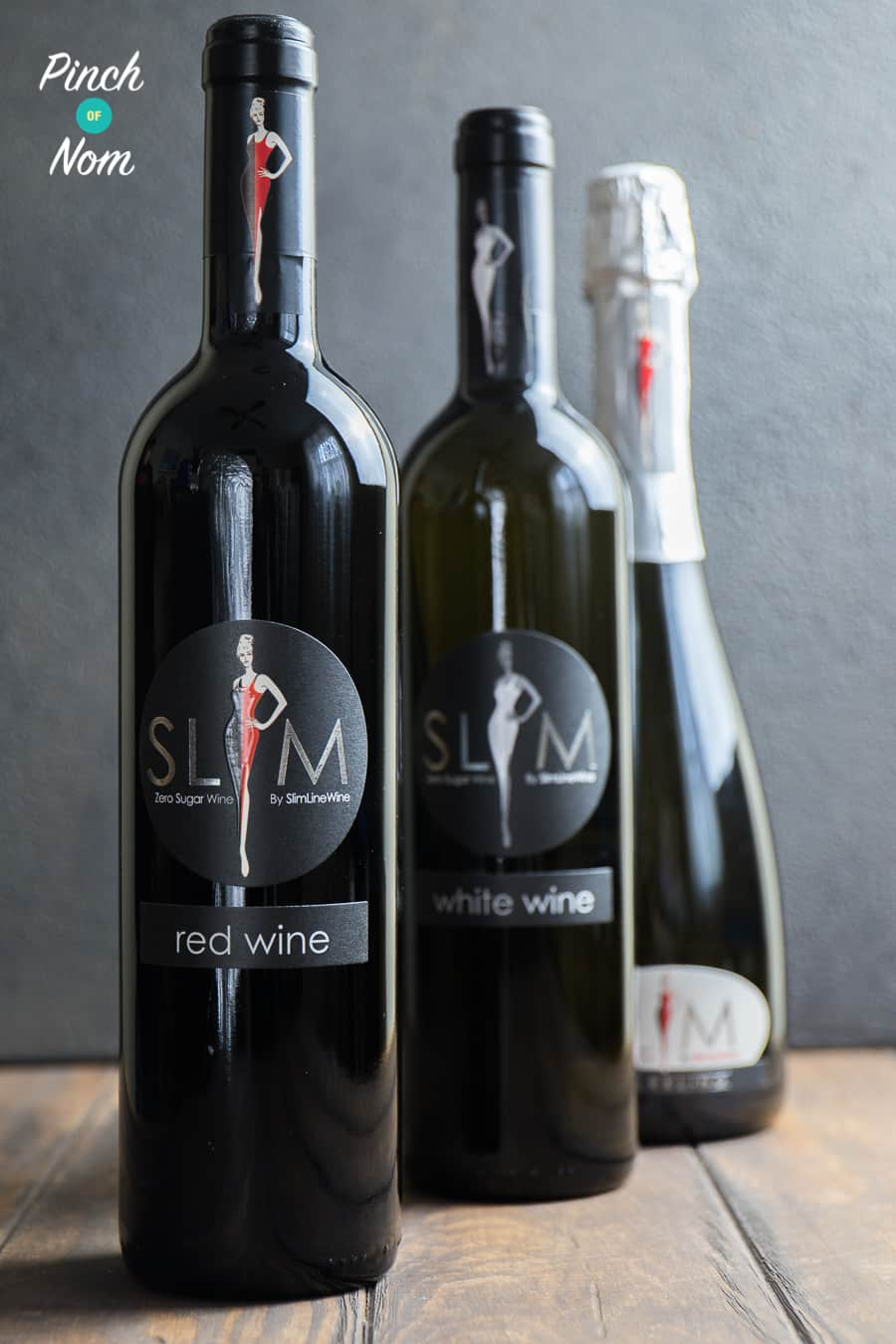 SlimLine Wine Range - Red