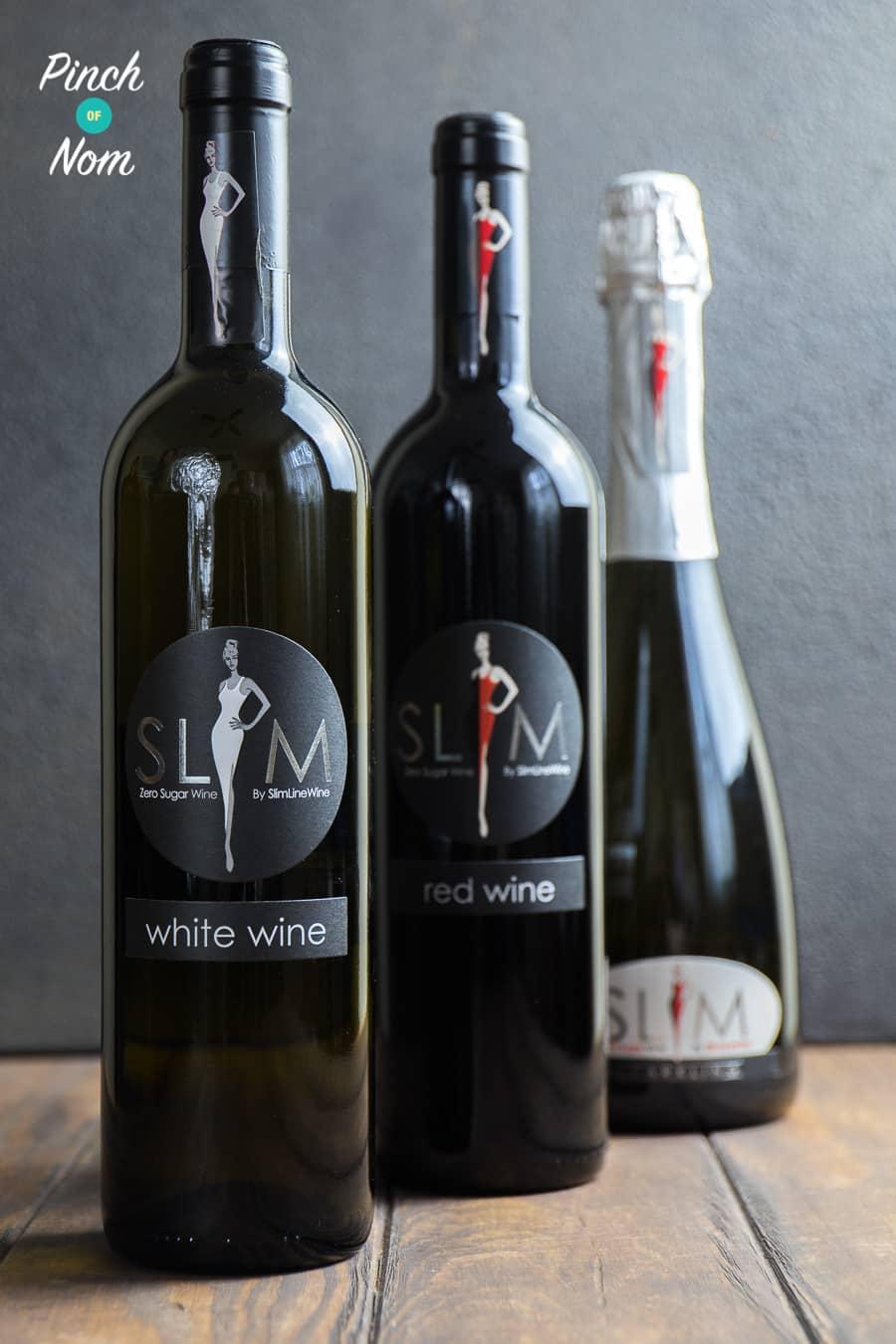 SlimLine Wine Range - White