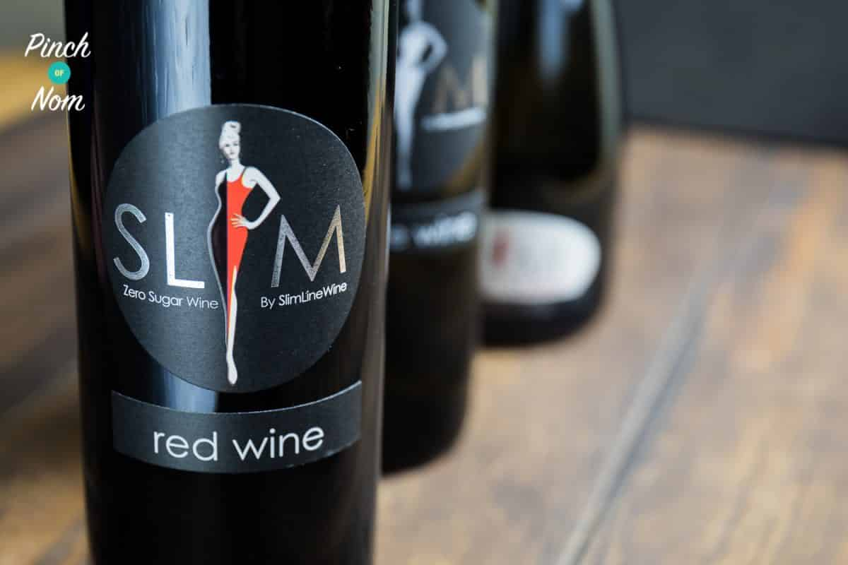 SlimLine Wine Review - Red