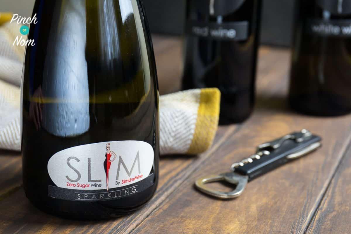 SlimLine Wine Review - Sparkling
