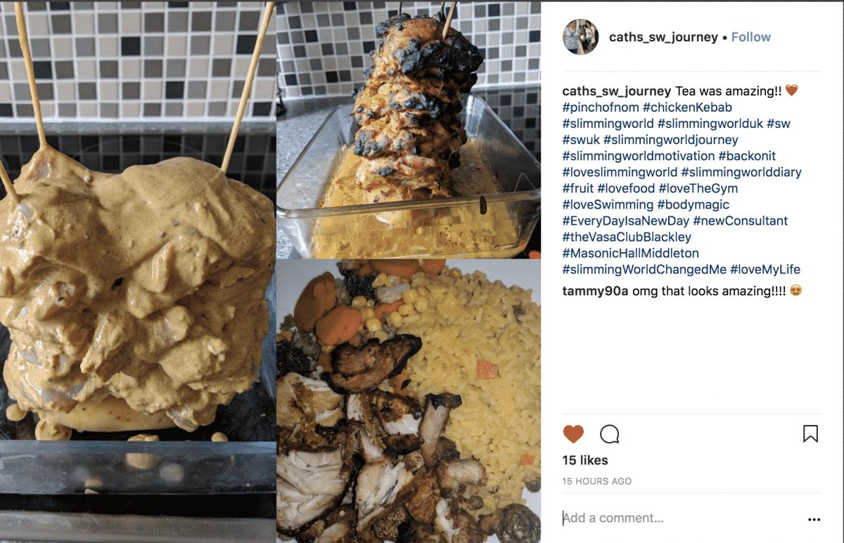 Chicken Kebab | Slimming World & Weight Watchers Friendly-caths_sw_journey