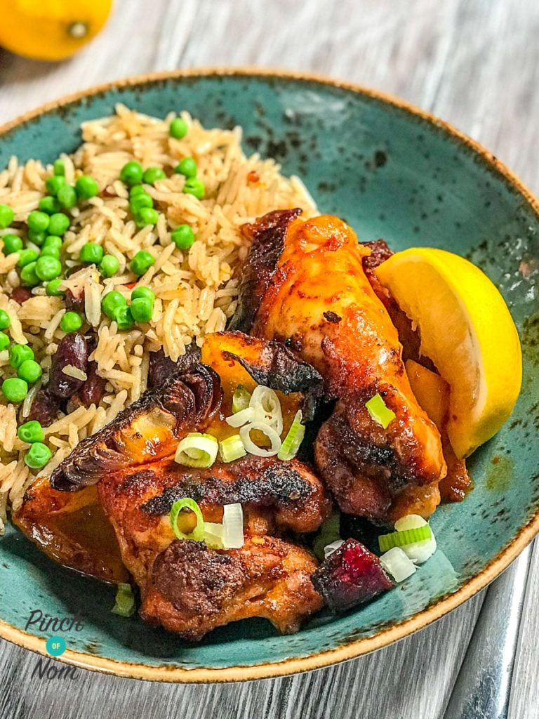 Nando's Peri Peri Chicken | Slimming and Weight Watchers Friendly
