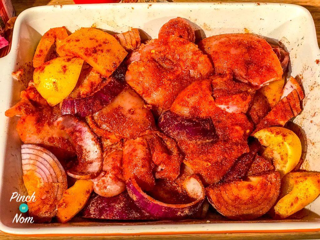 Syn Free Nando's Peri Peri Chicken | Slimming World