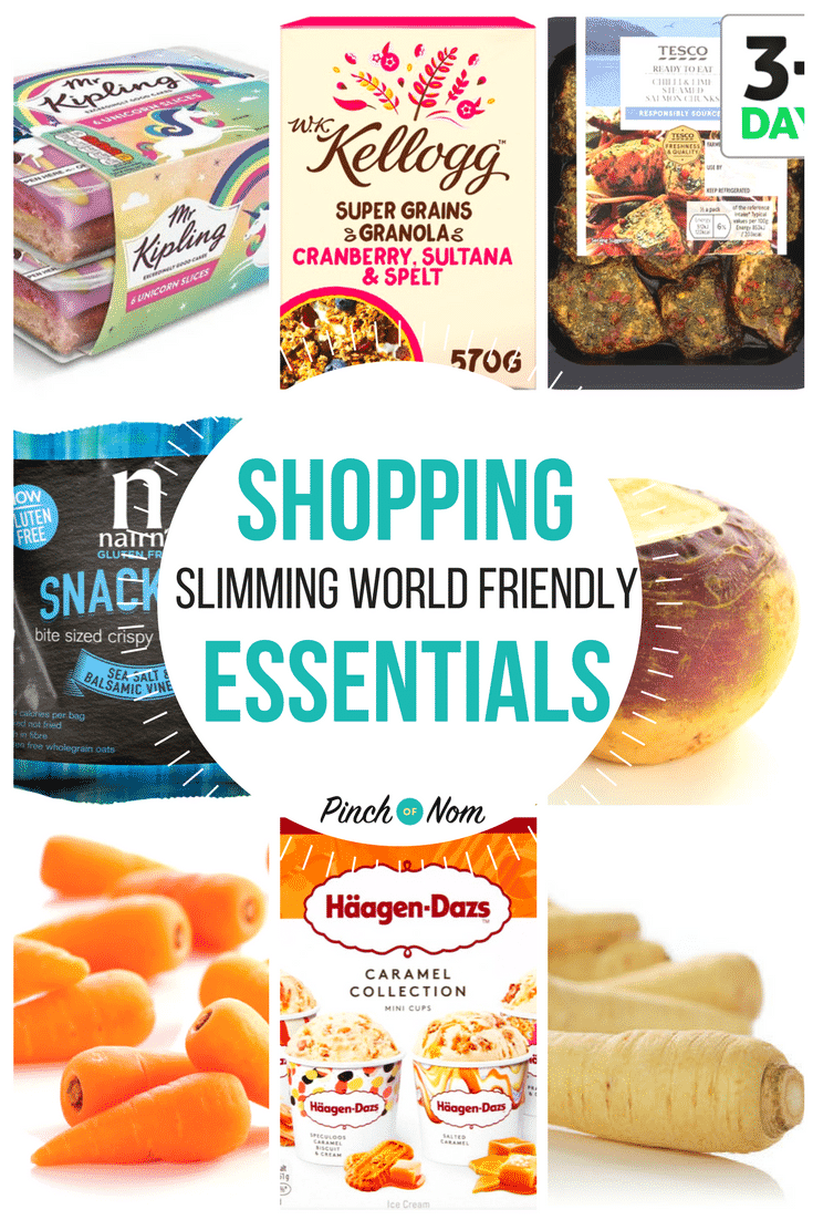 New Slimming World Shopping Essentials 2/3/18 First Image