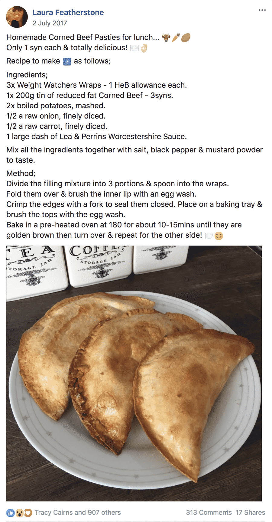 top beef recipes corned beef pasties FBSS