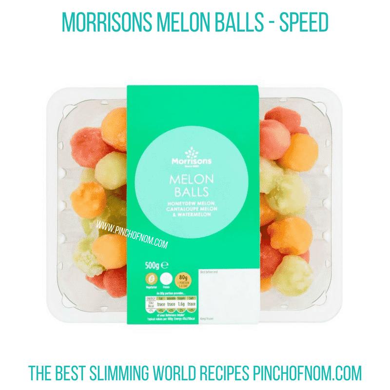 Melon Balls - Pinch of Nom Slimming World Shopping Essentials