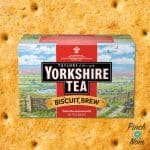 Shopping Essentials Top Pick - Yorkshire Tea Biscuit Brew