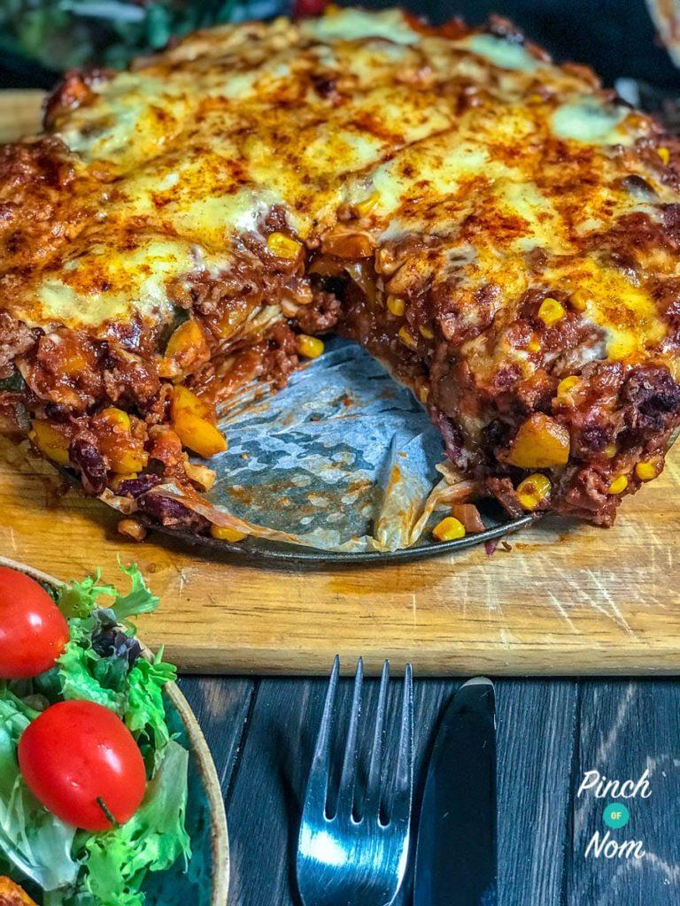 Syn Free Enchilada Lasagne | Slimming World