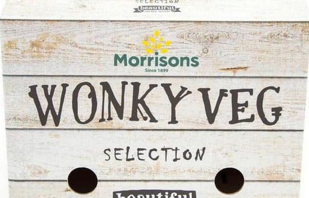 Shopping Essentials Top Pick – Morrisons Wonky Vegetables | Slimming World