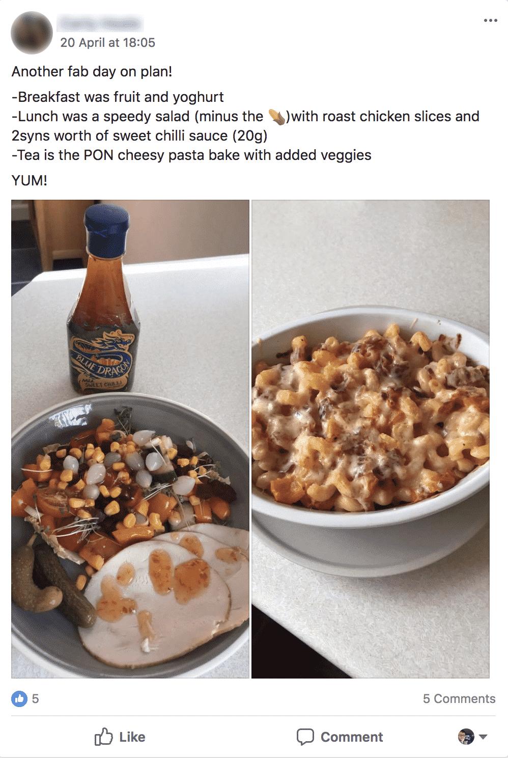 pasta bake recipes FBSS2