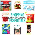 New Slimming World Shopping Essentials 13/4/18
