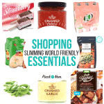 Pinch of Nom Slimming World Shopping Essentials - featured image
