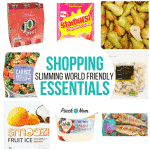 New Slimming World Shopping Essentials 27/4/18
