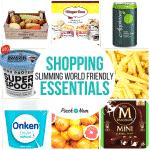 New Slimming World Shopping Essentials 6/4/18