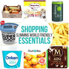 New Slimming World Shopping Essentials 6/4/18