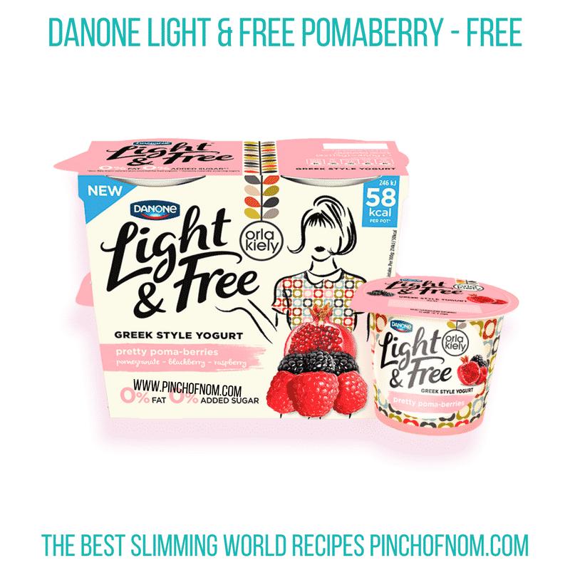 Danone Pomaberry - Pinch of Nom Slimming World Shopping Essentials