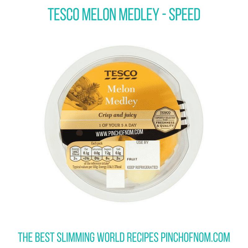 Tesco Melon Medley - Pinch of Nom Slimming World Shopping Essentials