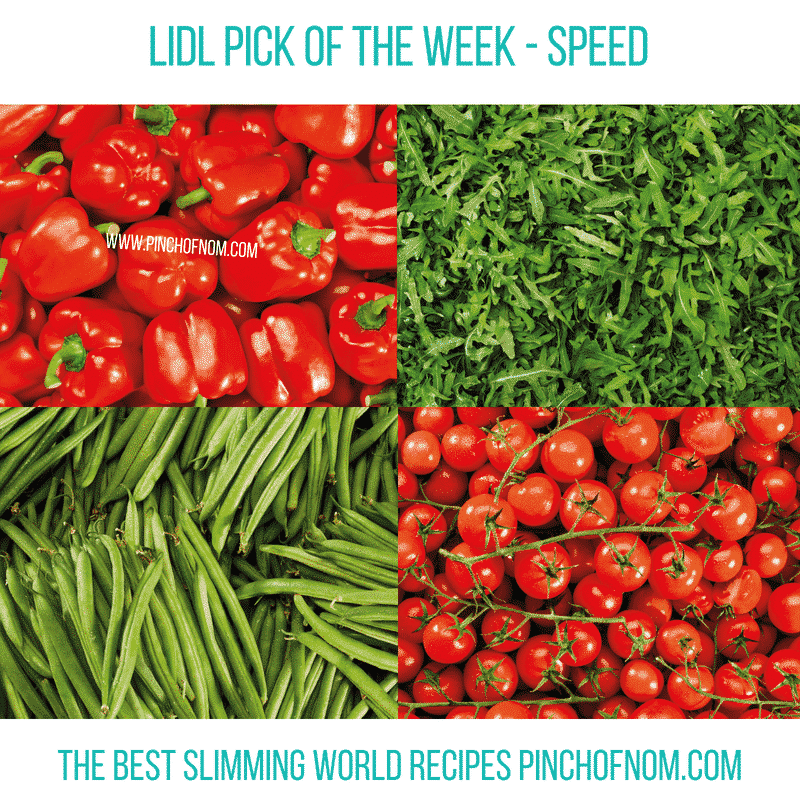 Lidl POTW - Pinch of Nom Slimming World Shopping Essentials