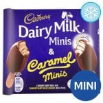 Shopping Essentials Top Pick – Cadbury Dairy Milk and Caramel Ice Cream Minis | Slimming World