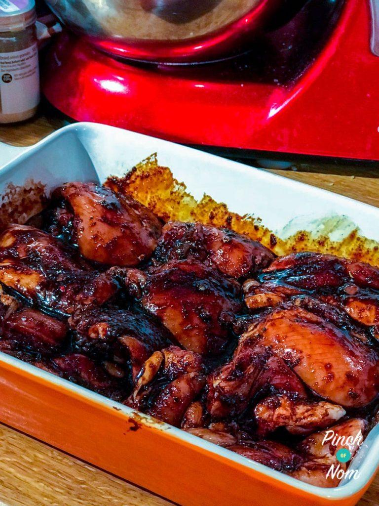 Jerk Chicken | Slimming & Weight Watchers Friendly