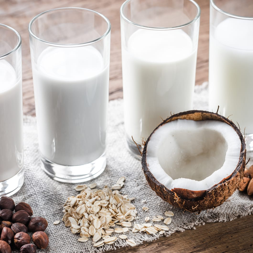 Alternative Milks For Your Healthy Extra | Slimming World
