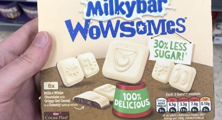 Shopping Essentials Top Pick – Milkybar Wowsomes | Slimming World