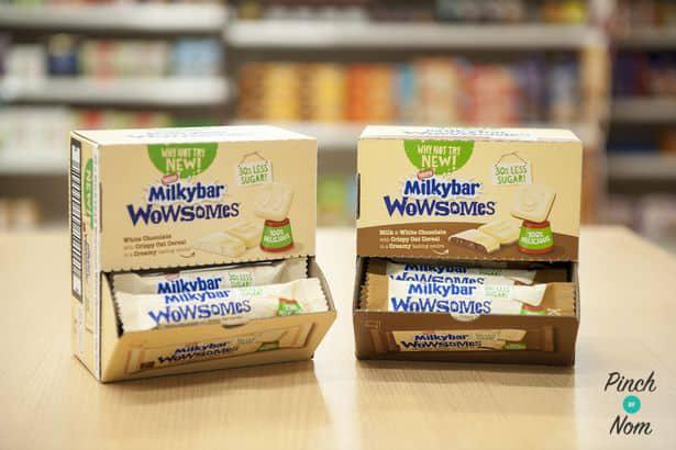 Shopping Essentials Top Pick – Milkybar Wowsomes | Slimming World