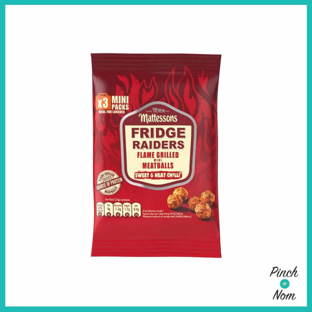 Shopping Essentials Top Pick – Fridge Raiders Flame Grilled Mini Meatballs | Slimming World