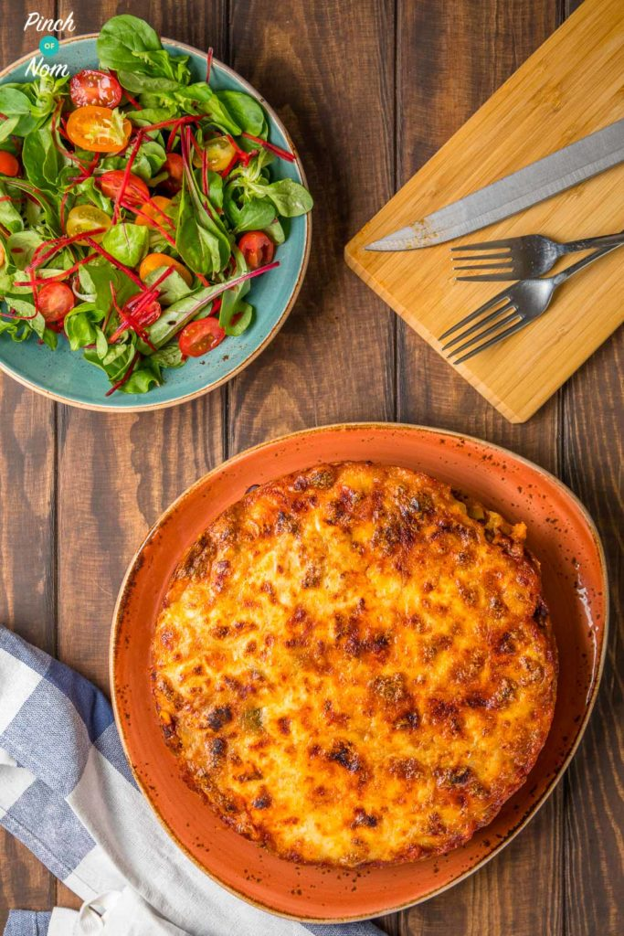 Syn Free Enchilada Lasagne | Slimming World-12