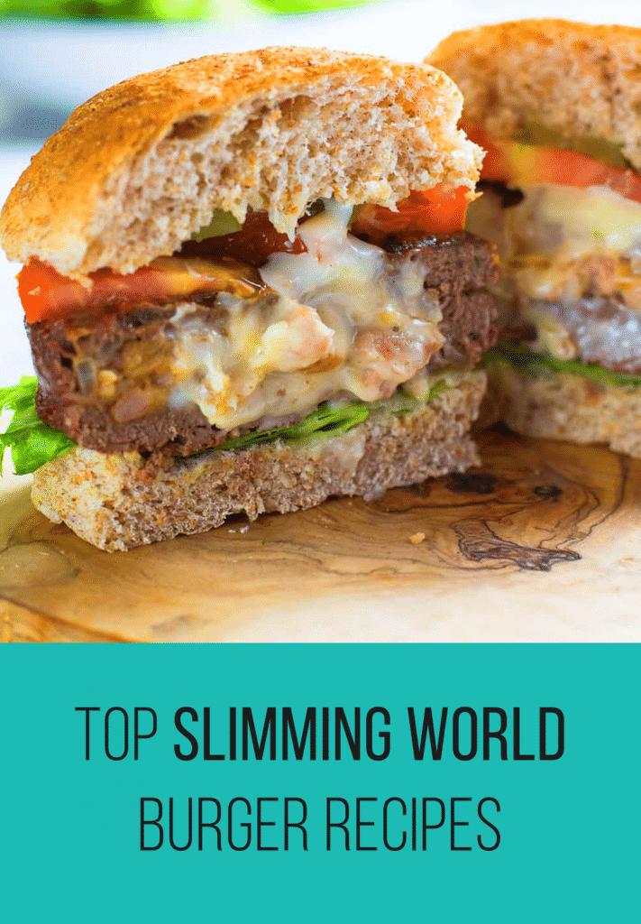 Top Slimming World Burger Recipes | Slimming World