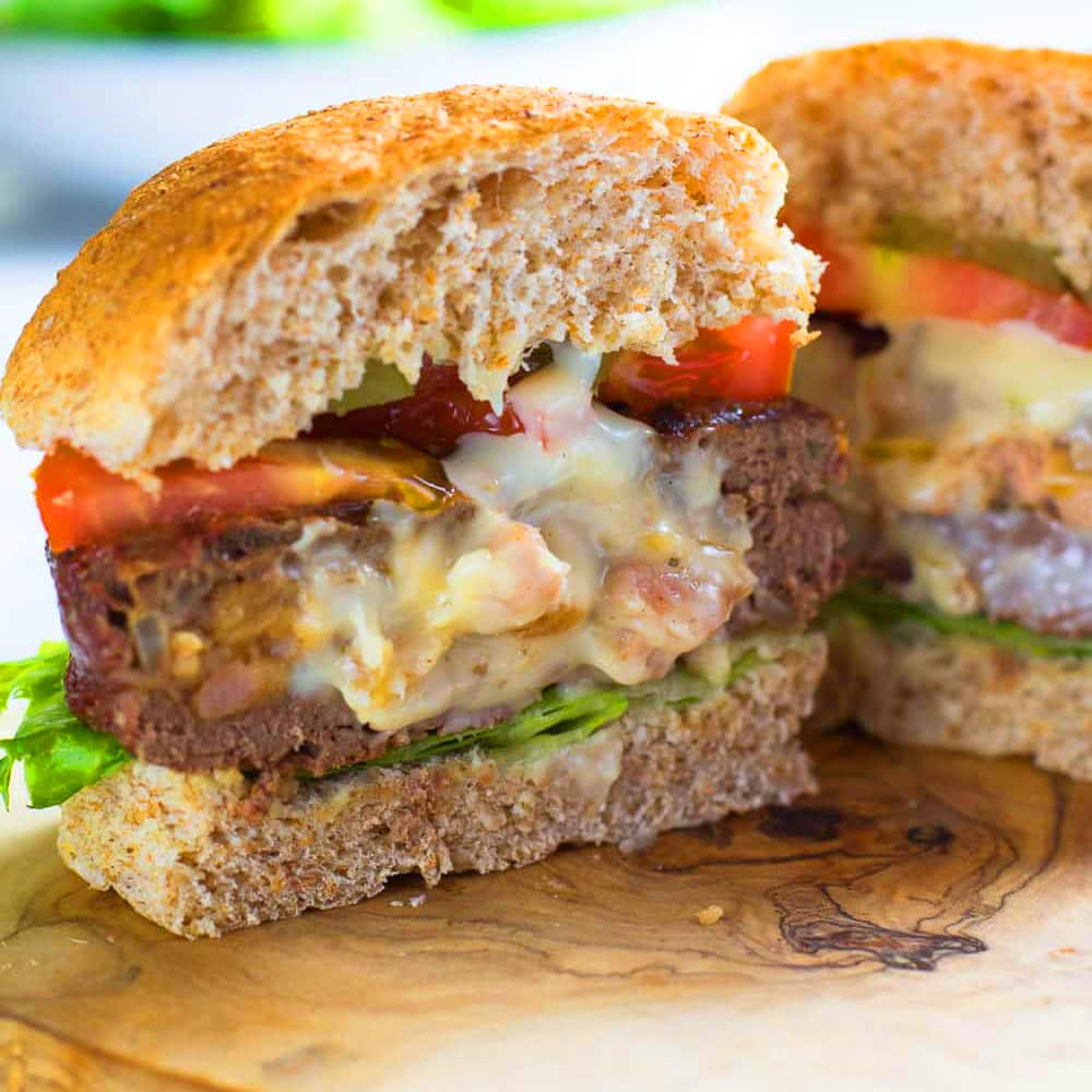 Top Slimming World Burger Recipes | Slimming World