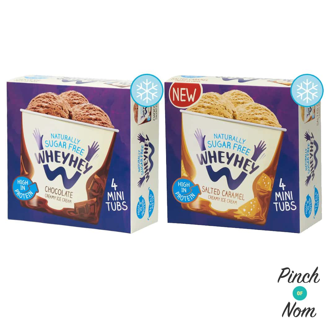 Shopping Essentials Top Pick – Wheyhey Ice Cream | Slimming World